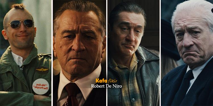 En İyi Erkek Oyuncular Robert De Niro