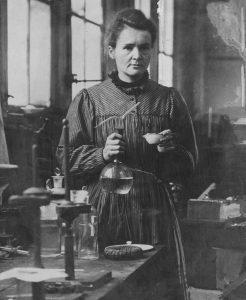 kadın fizikçiler