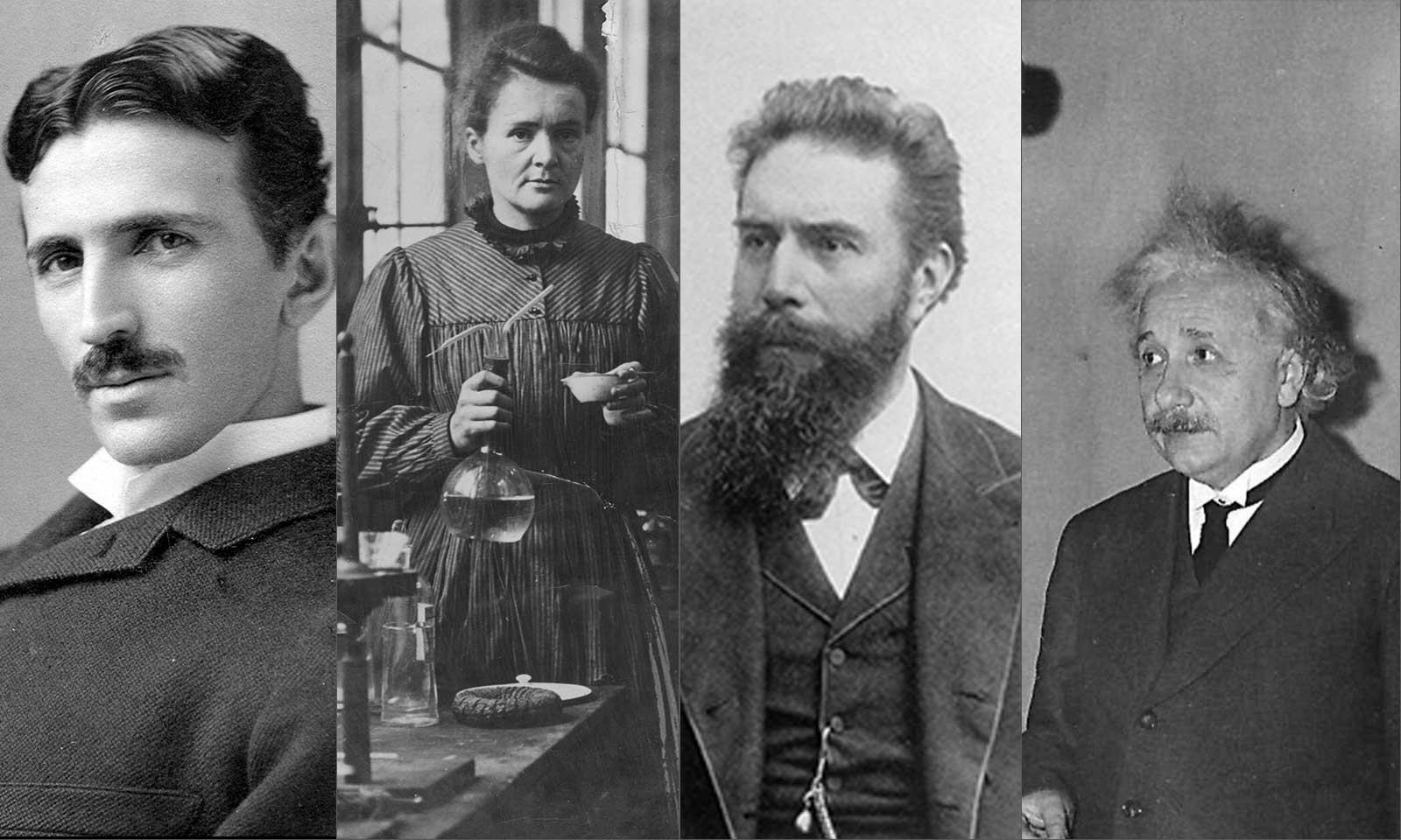 Dünyanın en iyi fizikçileri