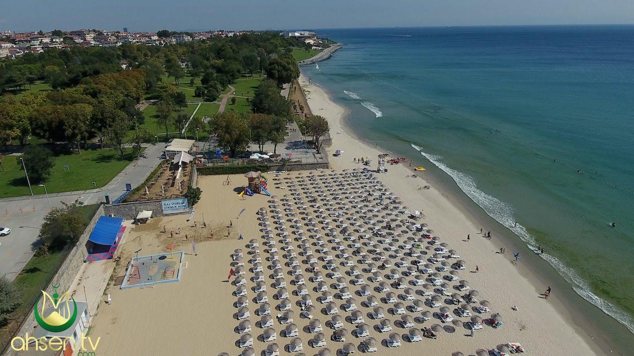 İstanbul'a yakın plaj yerleri
