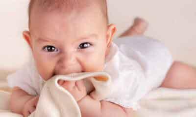 Bebeklerde ağız yarası