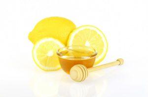 limonlu bal maskesi
