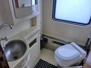 doğu ekspresinde tuvalet sistemi