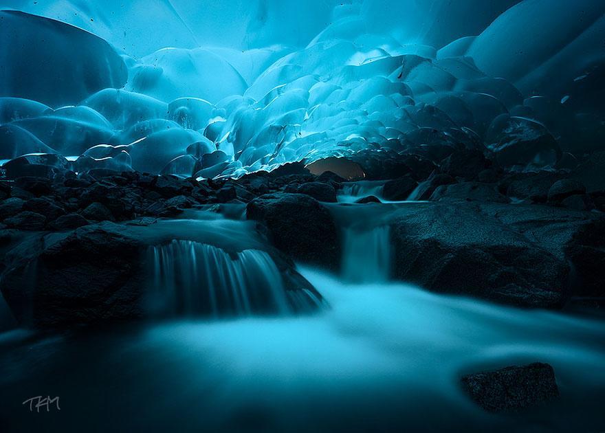 buz mağaraları